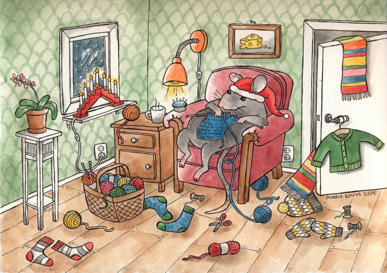 Julmusen myser